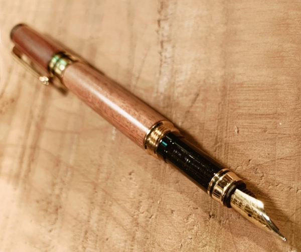 Peroba Rosa Fountain Pen